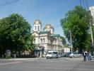 Biserica Schimbarea la fata a Mintuitorului, Cupole aurite