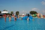 Topogane in piscina pentru copii la Aqua Magica
