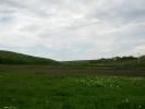 Vedere spre satul Bunet si Stauceni