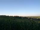 Vedere spre satul Dinceni