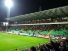 Stadionul Zimbru, Meciul Moldova - Irlanda, Tribunele cu suporteri