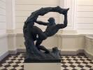 Muzeul National de Arta, Compoziția Strâmbă-Lemne