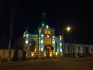 Biserica Sfantul Ierarh Nicolae pe timp de noapte