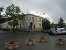 Intersectia strazilor Vasile Alexandri cu Mitropolitul Varlaam