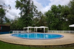 Skyland, Piscina deschisa