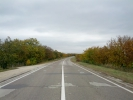Drumul National M14 la km 269 spre Budesti