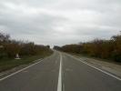Drumul National M14 la km 269 spre Stauceni