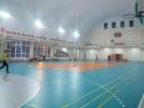 Complexul Sportiv Universitar USMF, Sala de fotbal