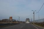 Vama Galati, Podul Rutier si Feroviar peste Prut