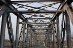 Galati, Podul de Fier Rutier peste Prut