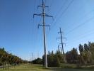 Stalpi Electrici de tensiune inalta